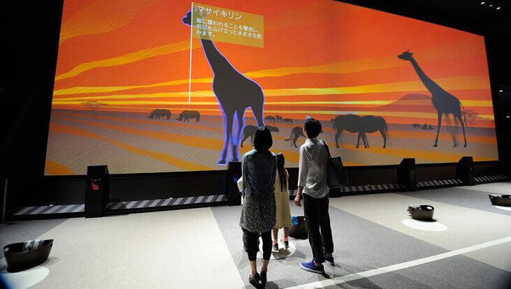 大自然超体感ミュージアム Orbi Yokohama