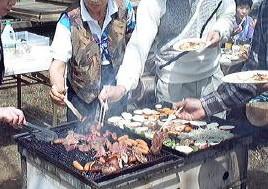 湘南台でBBQができる 弁慶果樹園