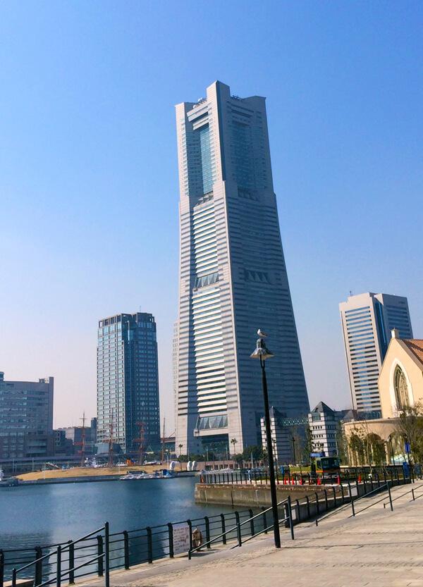 横浜ランドマークタワー スカイガーデン【展望台】
