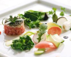 フランス料理 HANZOYA