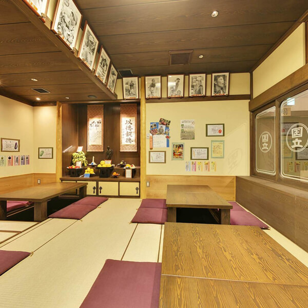 新宿で座敷あり子連れランチ特集